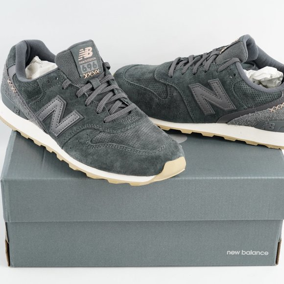 New Balance Shoes   696 Suede Athletic